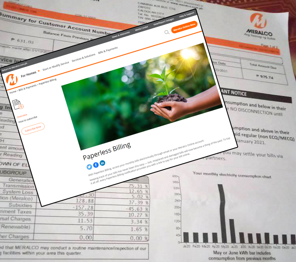 Authorization-Letter-For-Meralco-Paperless-Billing-Subscriber